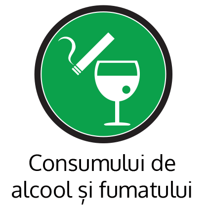 GeloRevoice - Consumul de alcool si fumatul - cauza pentru o voce ragusita