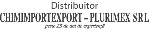 Distribuitor - ChimImportExport - Plurimex SRL